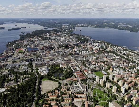 Тампере (Финляндия)