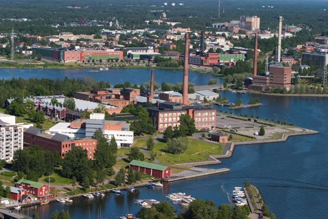 Университет Novia в Вааса (Финляндия)