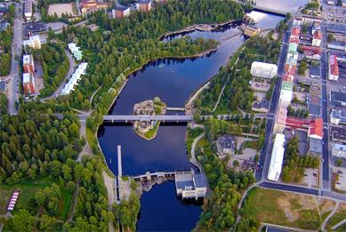 Каяани — правильный выбор для учебы в Финляндии