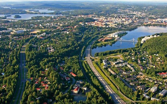Студенческая жизнь в Финляндии!