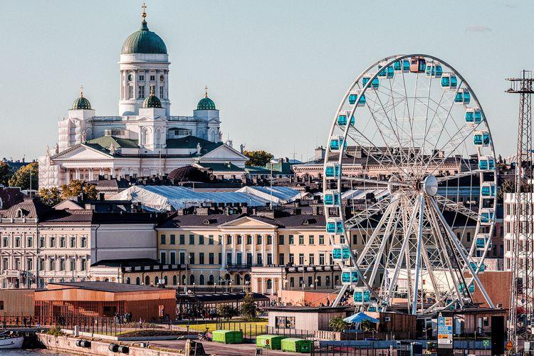 Как поступить в Университеты Финляндии
