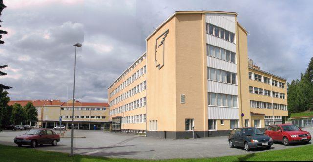 Университет прикладных наук ЯМК в Ювяскюля