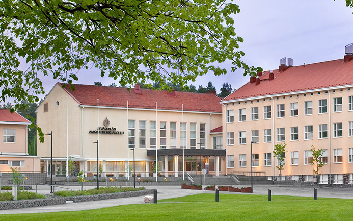 Международный бизнес, университет Ювяскюля (JAMK)