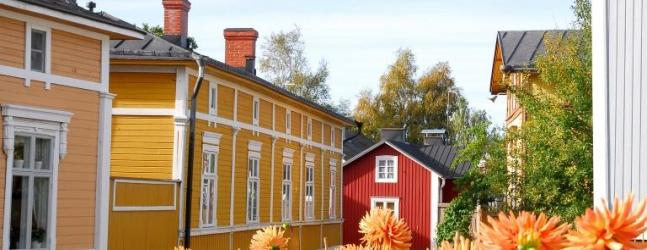 Раума, регион Сатакунта, Финляндия