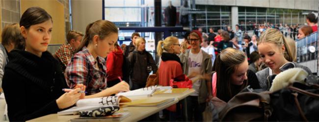 Международный бакалавриат, лицей Хельсинки
