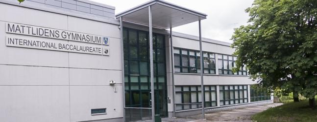 Шведская гимназия в Эспоо