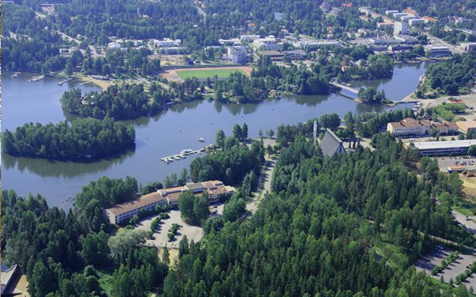 Город Валкеакоски, Финляндия
