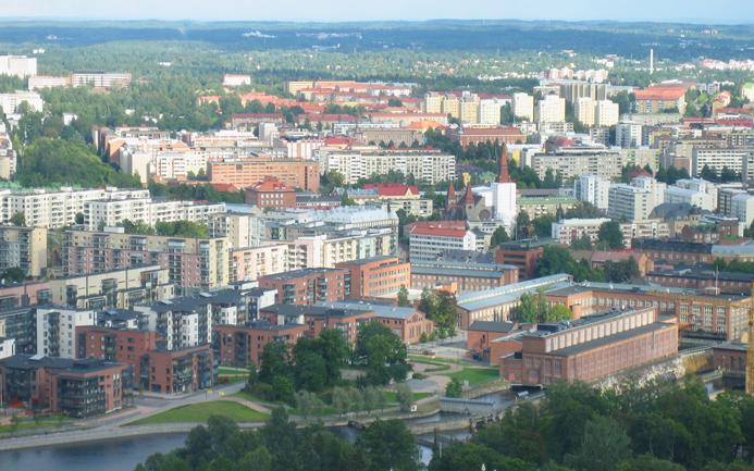 Поступление в Финляндию с UNiF: рассказ студентки 2017