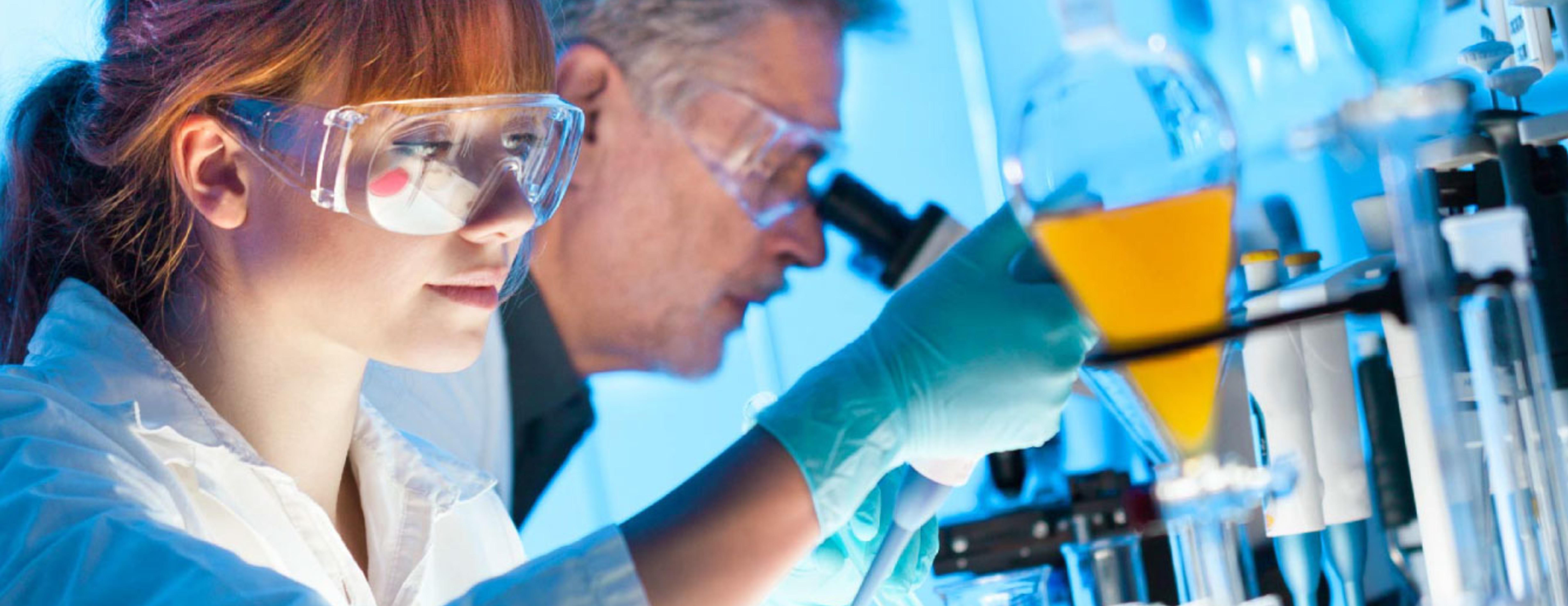 Специальность в сфере лабораторных исследований: лаборант