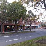 R-Kioski через дорогу