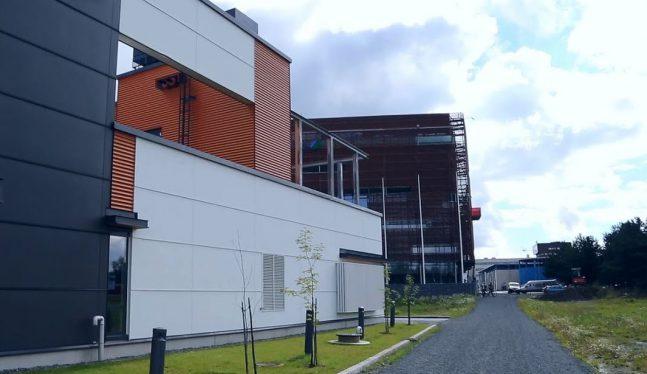 Международный бизнес в Западной Финляндии, Университет Сейняйоки