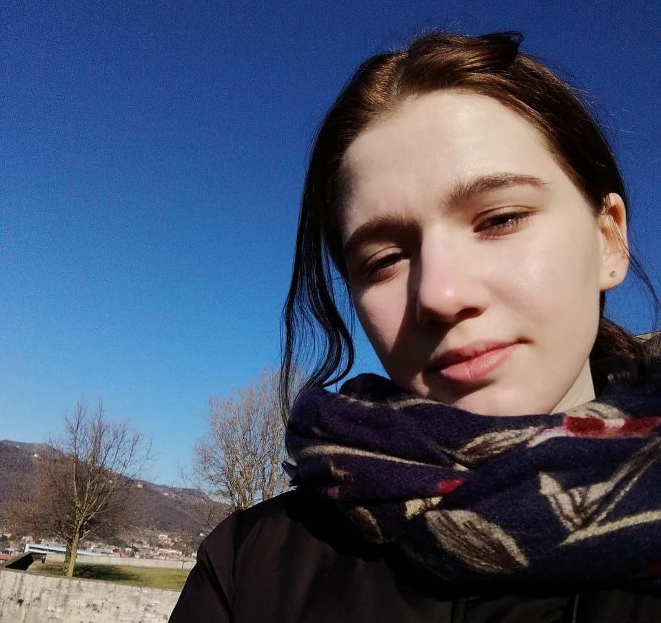 Алена из Санкт-Петербурга: экзамен в Ювяскюля