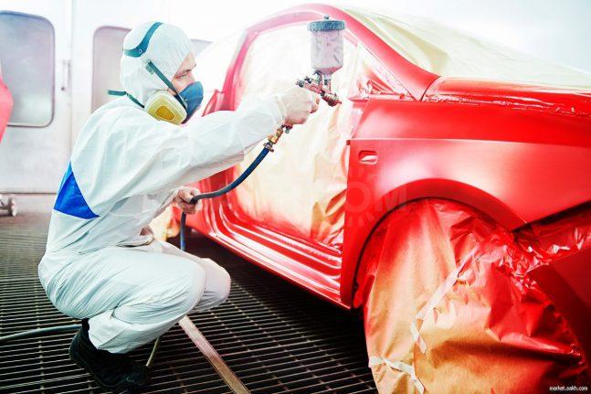Специалист по кузовному ремонту: автомобильная отрасль