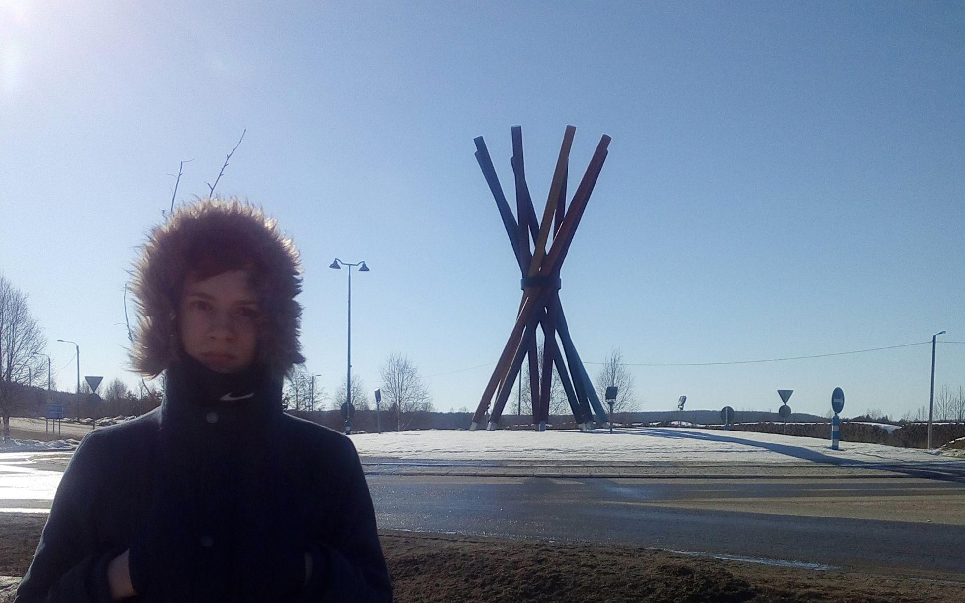 Артем из Оленегорска: как проходил вступительный экзамен на финском языке в школе Салла