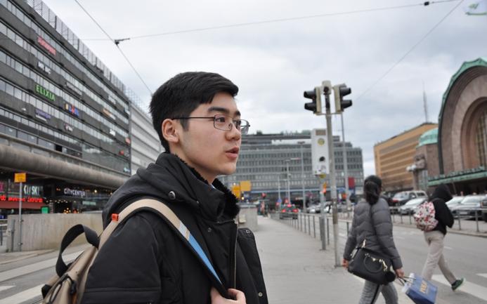 Максим из Казахстана: как проходил вступительный экзамен на финском языке в Хельсинки