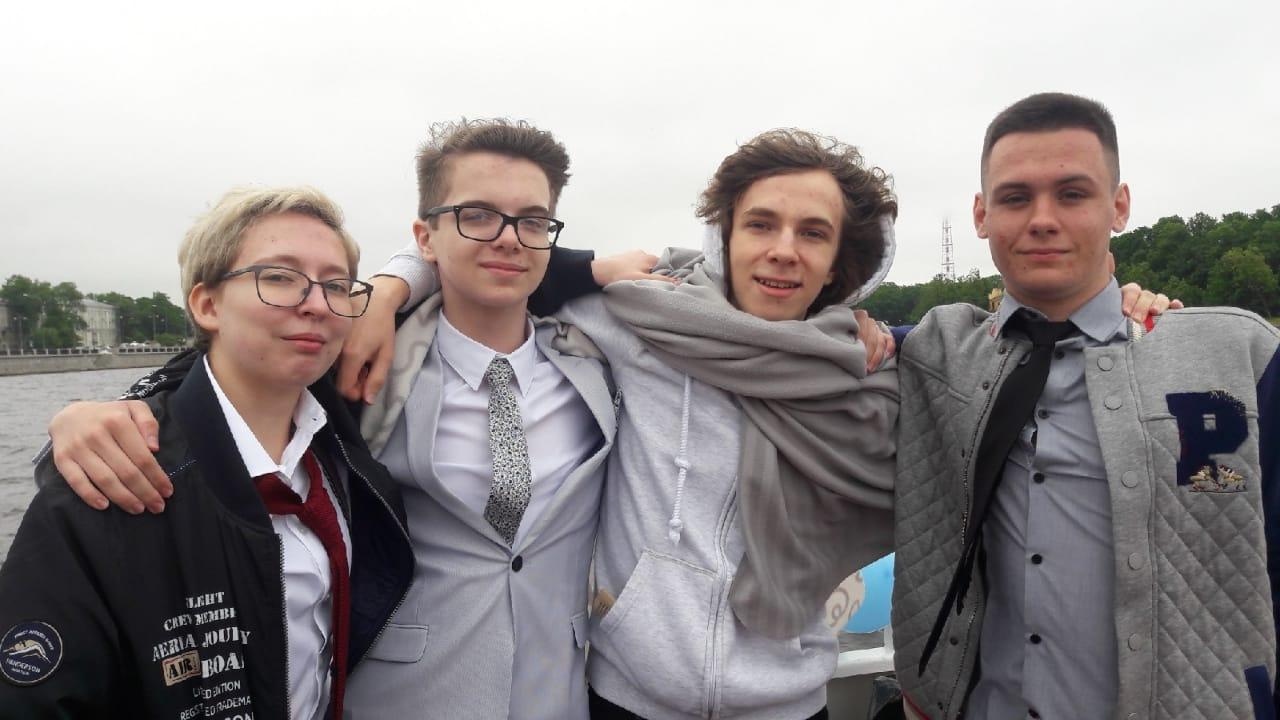 Как проходили вступительные экзамены: Вероника, Санкт-Петербург