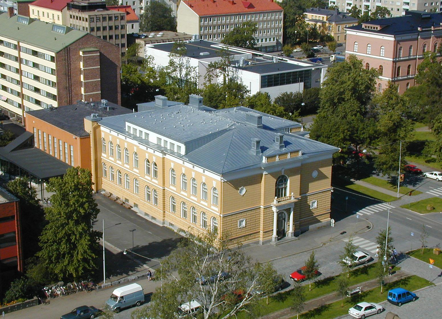 Учеба в лицее Вааса: Отзыв Виктории из Подольска