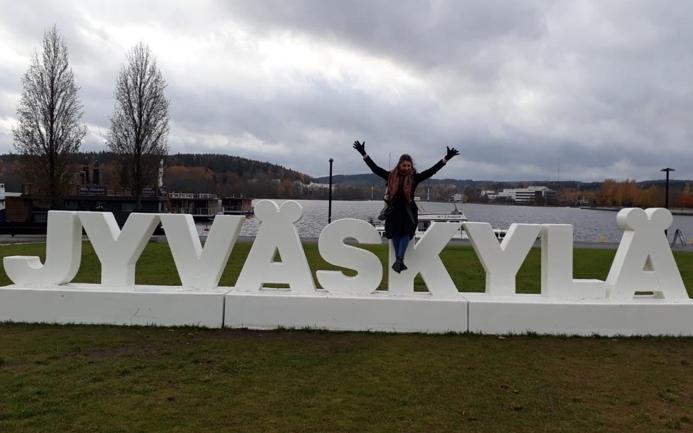 Наталья из Санкт-Петербурга: вступительный экзамен в колледж Ямся