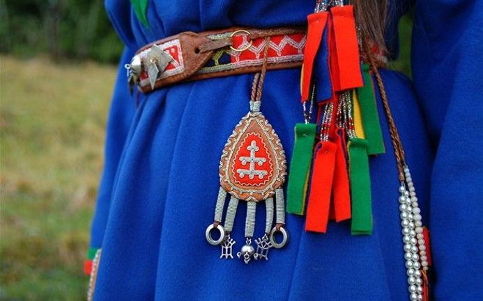Специалист по саамскому дизайну: декоративно-прикладное искусство