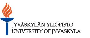 Логотип Университета прикладных наук Ювяскюля