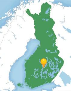 map jyvaskyla