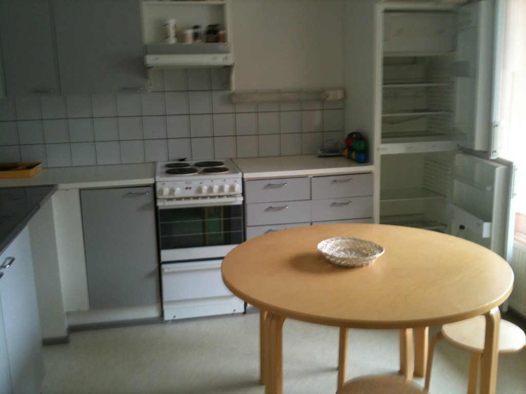 Студенческое общежитие в Финляндии