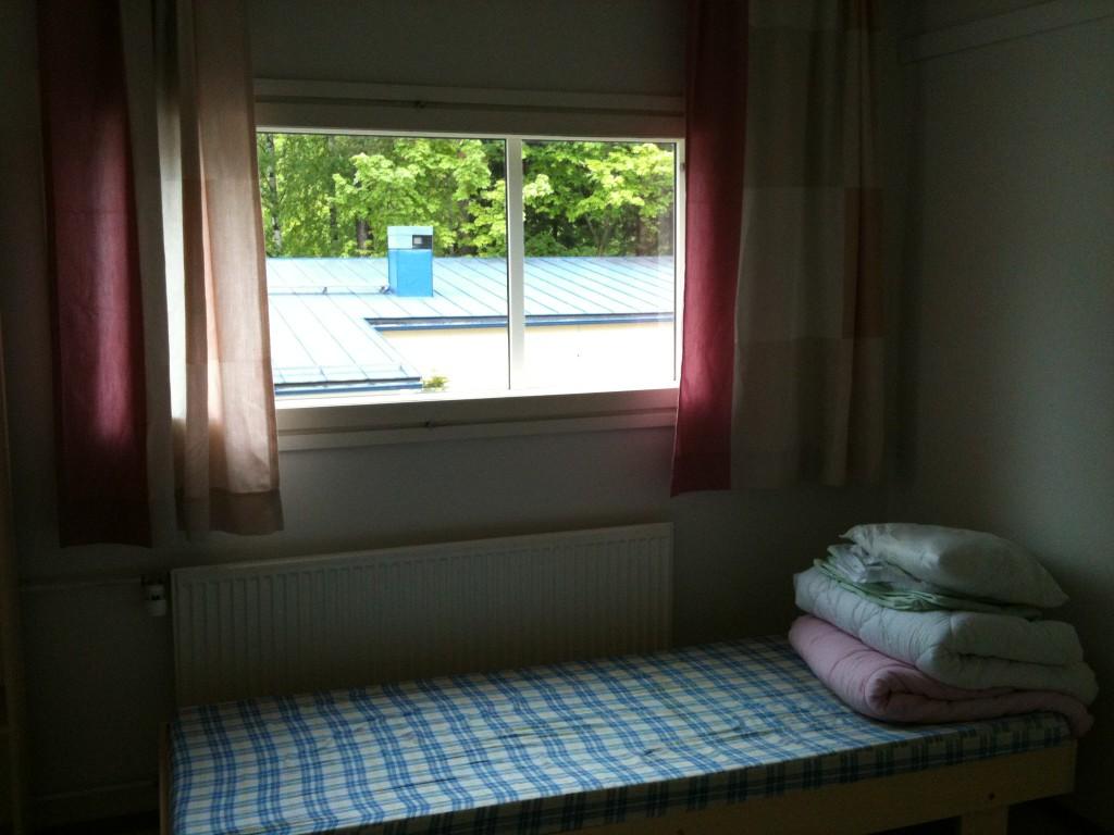 Студенческая комната в Лаппеенранте