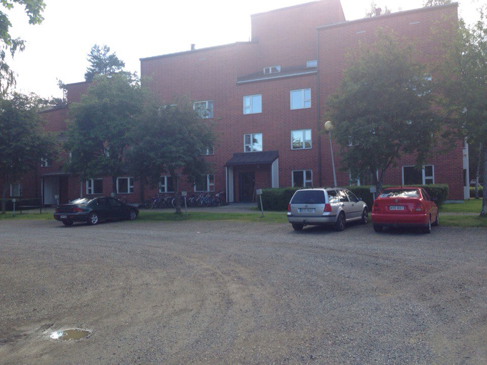 Общежитие университета Карелия (Йоэнсуу)