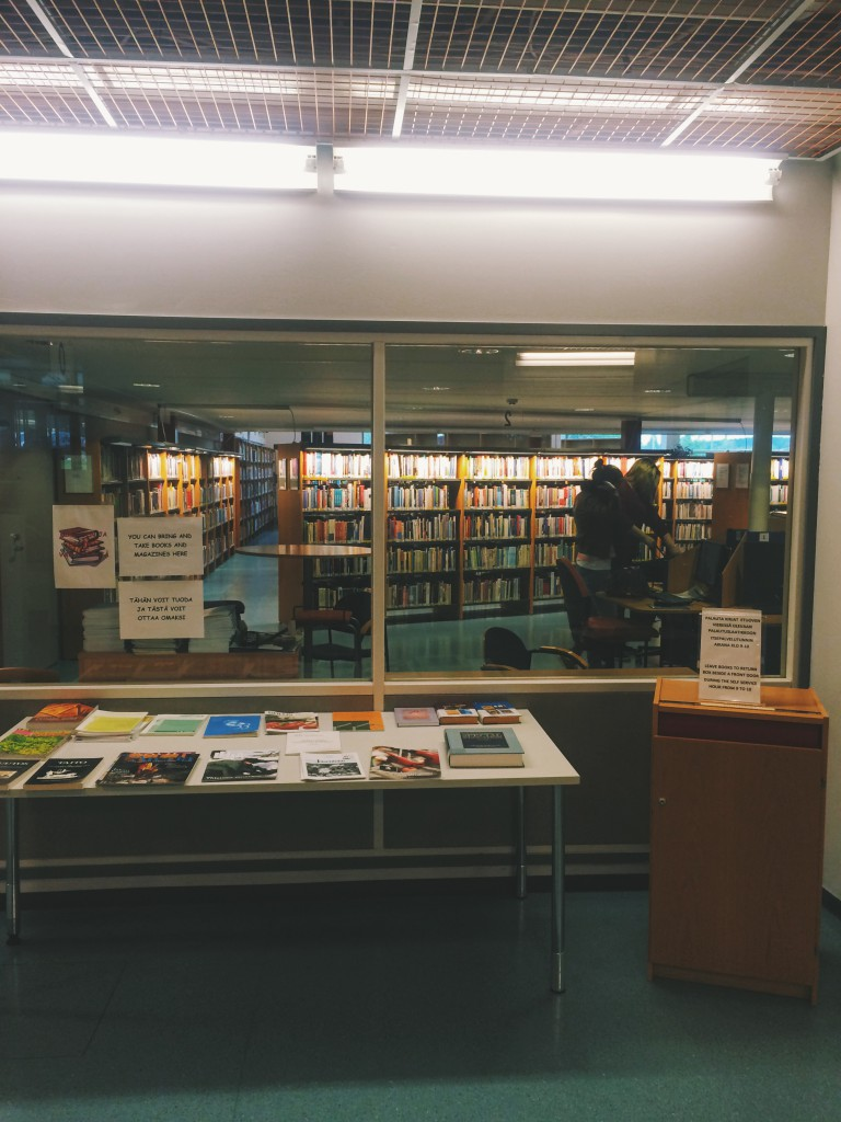 Библиотека Университета Каяани
