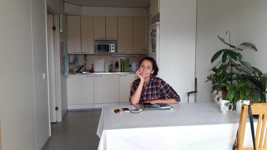 кухня в общежитии