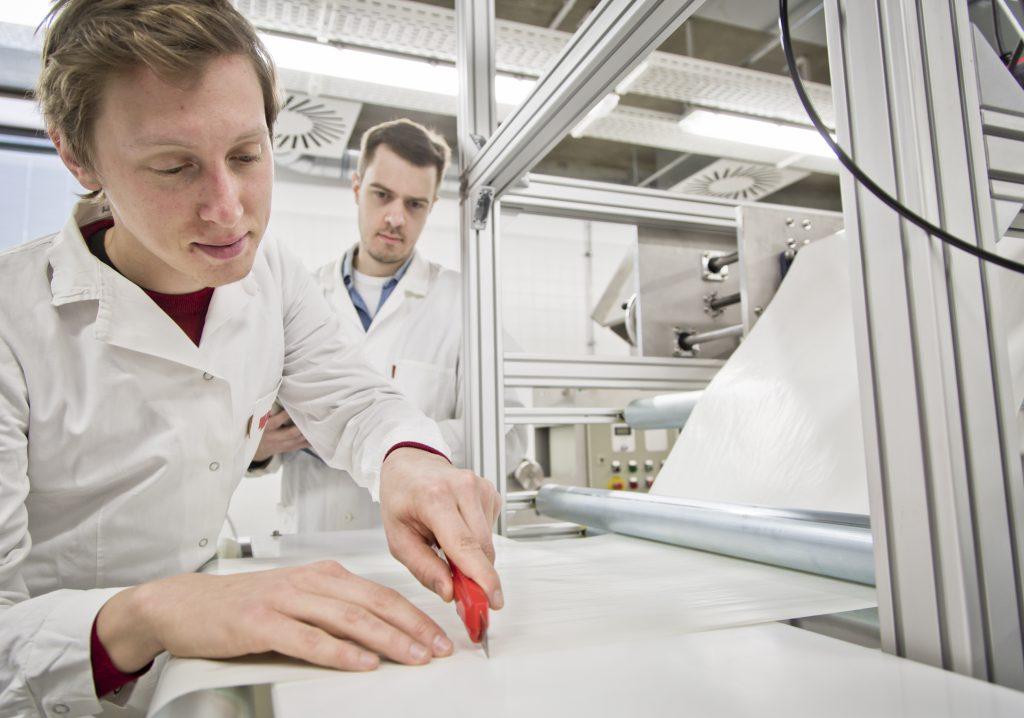 Инженер-технолог целлюлозно-бумажного производства