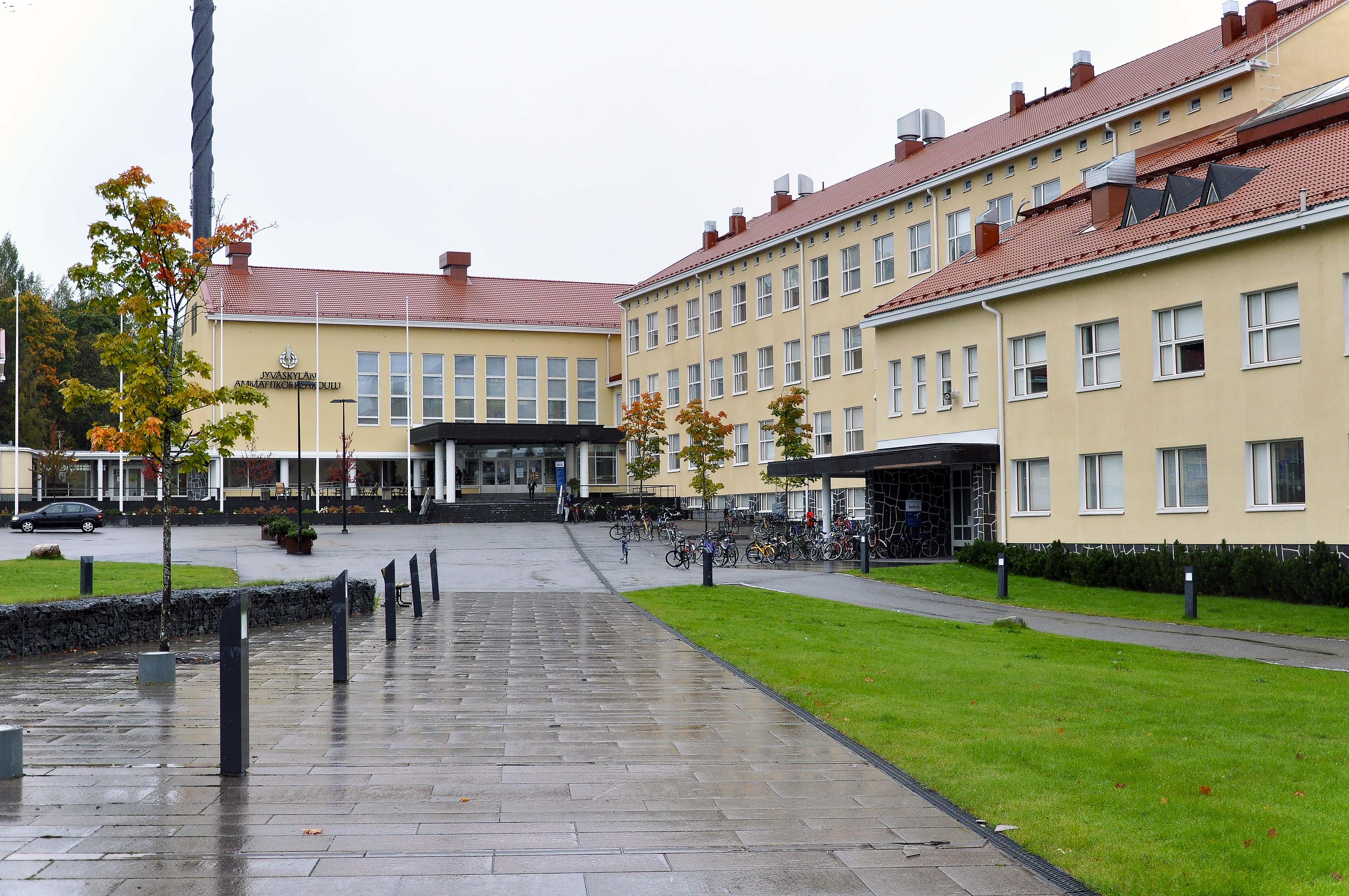 международный бакалавриат по техническим специальностям в Ювяскюля