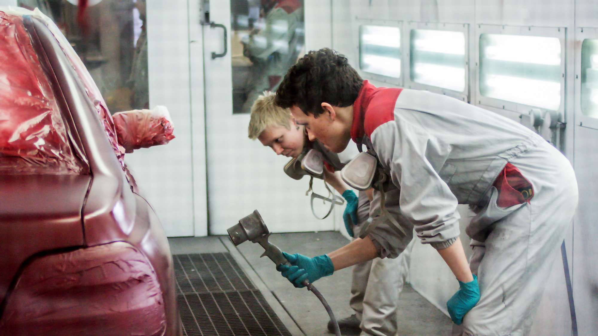 профессия специалист по покраске машин в колледжах Финляндии