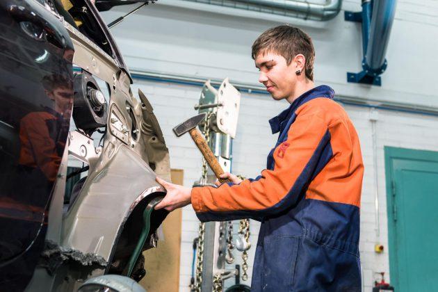 специалист по ремонту кузовов специальность в финских колледжах
