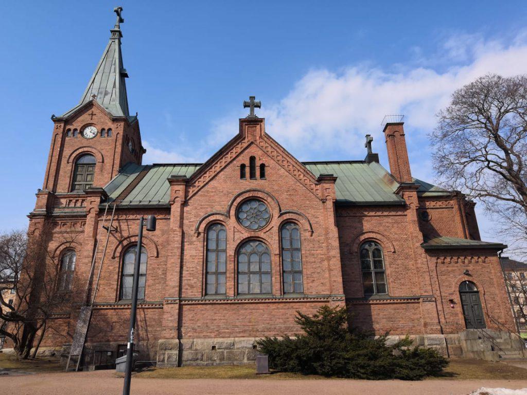 Церковь в Ювяскюля