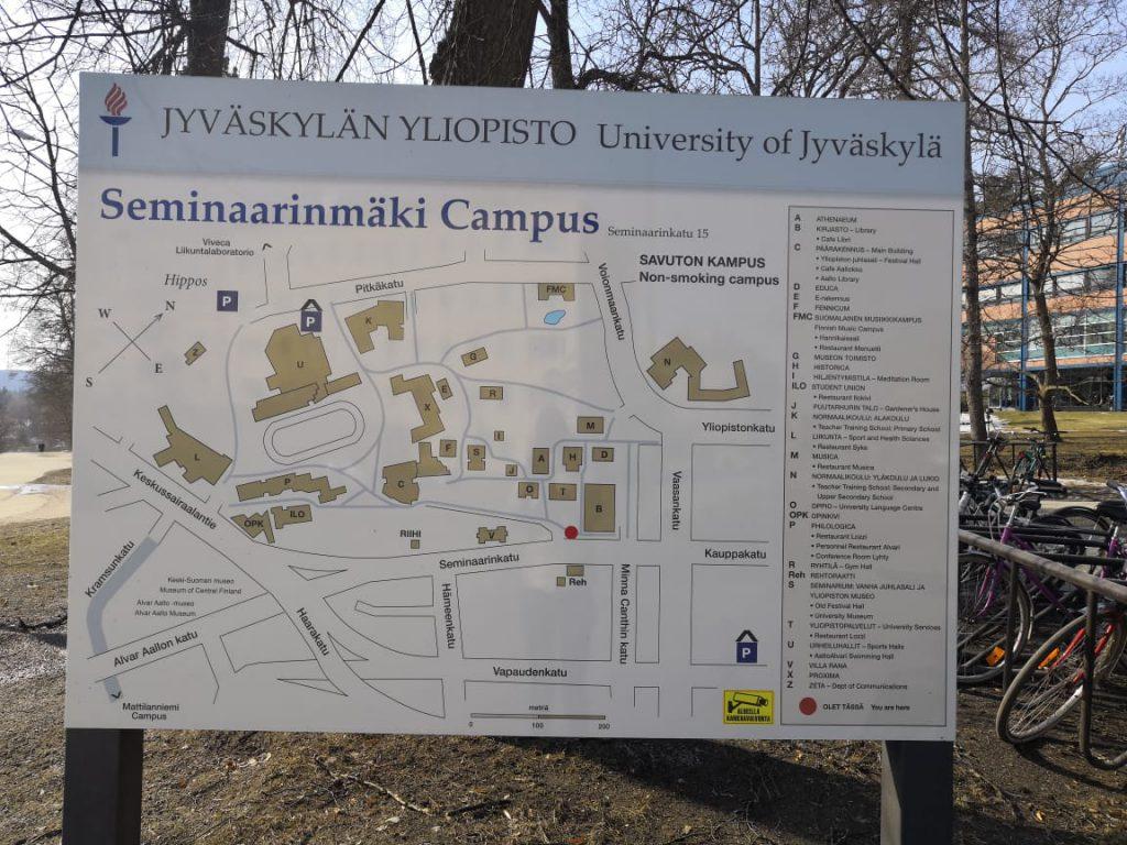 Seminaarenmäki campus